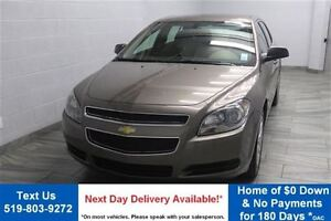 2012 Chevrolet Malibu w/ AIR CONDITIONING! POWER PACKAGE! CRUISE