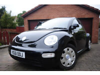VW Beetle 1.6 with LPG conversion with 1 years MOT