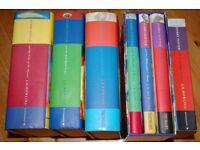 Harry Potter books Excellent condition