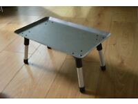 Aluminium Fishing Side Tray with Folding Legs