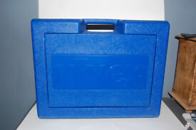 K-Nex In Blue Carry Box