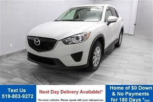 2013 Mazda CX-5 GX-SKYACTIV AWD w/ ALLOYS! POWER PACKAGE! CRUISE