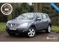 2009 Nissan Qashqai 1.6 Acenta 2WD £5595