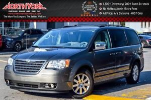 2010 Chrysler Town & Country Touring|Rear Entertainment|RearCam|