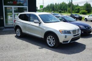 2011 BMW X3 28i+TOIT PANO+IMPECCABLE