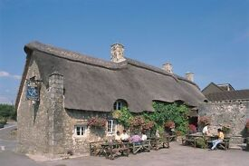 ---Kitchen Porter--- required at the Blue Anchor Inn, East Aberthaw, Nr Barry
