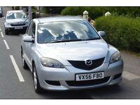 Mazda 3 1,4 Petrol Silver Excellent Condition