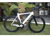 "Brand new NOLOGO ""X"" TYPE single speed fixed gear fixie bike/ road bike/ bicycles qqaaq1"