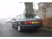 BMW E30 325i Touring Manual