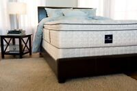 New Serta Luxury Mattresses, 10 yr warranty & delivery