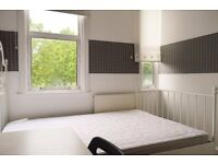 ***Available NOW 4 Double Bedroom Flat With Lounge Located in Mile End E3***