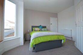 5 Bed House Share in Mansfield with Modern Double Bedrooms & shower en-suites from £85 pw plus fees!