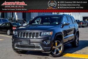 2015 Jeep Grand Cherokee Limited|4x4|Nav|RearCam|Htd Seats|Drvr