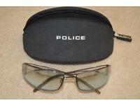 Men's Italian designer 'Police' Sunglasses