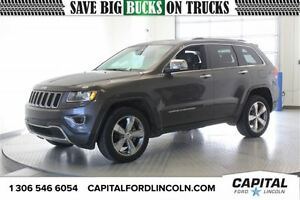 2015 Jeep Grand Cherokee Limited 4WD **New Arrival**