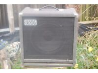 SESSION 100 WATTS BASS COMPACT AMPLIFIER