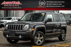 2017 Jeep Patriot NEW Car High Altitude|4x4|Nav|Sunroof|HtdFront