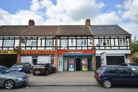 Spacious One Bedroom Flat with own Entrance - Dss Welcome