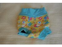 Baby Girl Neoprene Swim Pants 9-12 Months