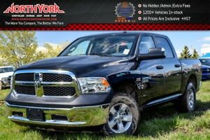 2017 Ram 1500 New Car SXT 4x4|Crew|Backup Cam|Trailer Tow Mirror