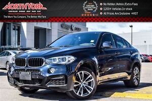 2016 BMW X6 xDrive35i|Sunroof|360Cam|Nav|IntelligentSafety|HUD