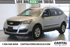 2016 Chevrolet Traverse LS AWD **New Arrival**