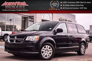 2014 Dodge Grand Caravan SXT|Accident Free/1-Owner|Cruise|Keyles