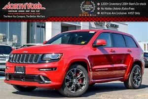 2016 Jeep Grand Cherokee NEW Car SRT 4x4|SRT H/K Audio Pkg|PanoS
