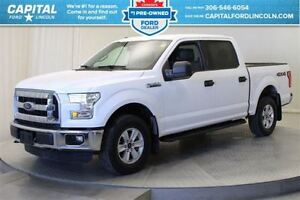 2015 Ford F-150 XLT  SuperCrew PST PAID