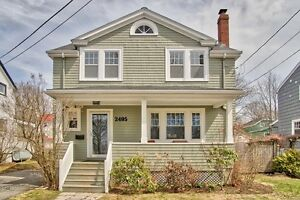 Newly renovated house in West End Halifax.