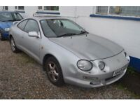 1999 TOYOTA CELICA ST MOT UNTIL NOVEMBER 2017
