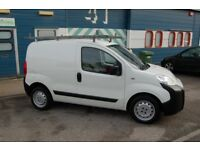 Peugeot Bipper S HDi, 1.3 Diesel, 12 months MOT, really nice well cared for van both inside and out.
