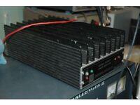 various ham radio amplifiers ; read listing