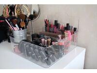 Ikea Godmorgon Makeup Acrylic Storage Muji Style
