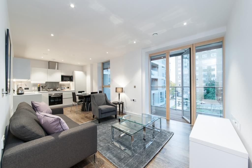 @ Stunning one bedroom Birchside Apartments - New Luxury apartment - 24hr concierge!