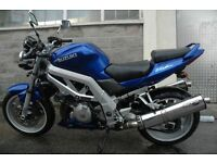 SUZUKI SV 1000 , 2004, 35,000 MILES, GOOD CONDITION