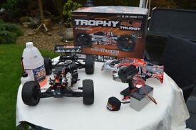RC Trophy Truggy
