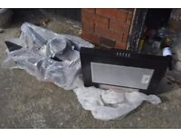 Cooker Hood brand new, never used, still in plastic cover and boxes