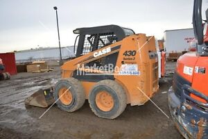 2010 Case 430 Skid Steer