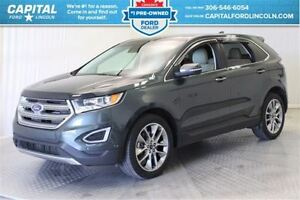 2015 Ford Edge Titanium AWD **New Arrival**