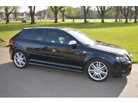 Audi S3 Hatchback 2008 8P 2.0 TFSI Quattro 3dr 265bhp - Full service and MOT'd for a year!