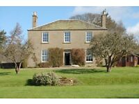 Detached 5 Bedroom House set in large garden. Two pony paddocks by separate negotiation.