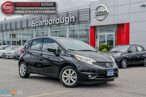 2016 Nissan Versa Note 1.6 SL-ACCIDENT FREE AND WELL EQUIPPED!!!