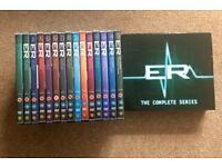 ER series 1-15 complete DVD box set.