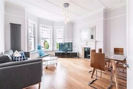 Stunning 3 bedroom flat in West Hampstead - available immediately