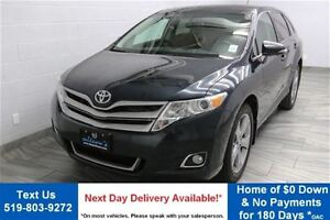 2014 Toyota Venza XLE AWD w/ LEATHER! PANORAMIC ROOF! REVERSE CA
