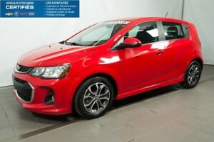 2017 CHEVROLET SONIC 5 LT Groupe RS