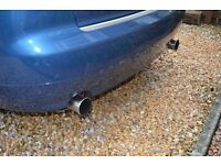 AUDI A4 3.0 V6 OR S4 B6 STAINLESS FULL EXHAUST SYSTEM