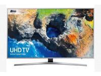 """40"""" SAMSUNG Smart 4K Ultra HD HDR LED TV UE40MU6400 warranty and delivered"""