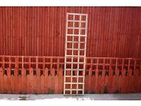 Square Trellis 180cmx45cm